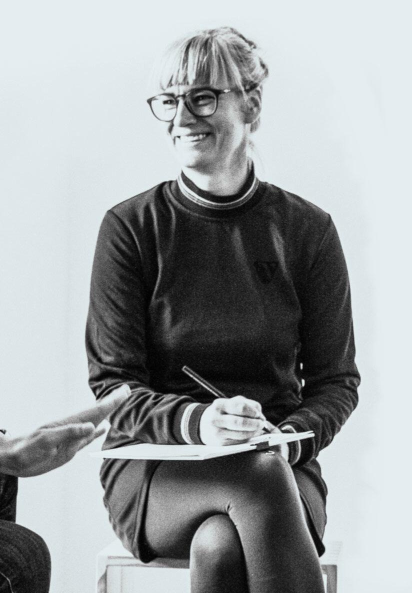 Brit Doleschal - utoplan - Portrait Brit