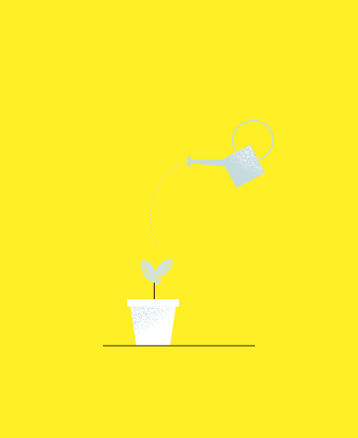 Coachings - utoplan - nachhaltige Unternehmensberatung - Illustration