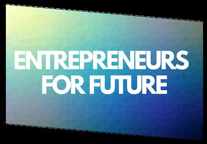 Logo - Entrepreneurs for Future